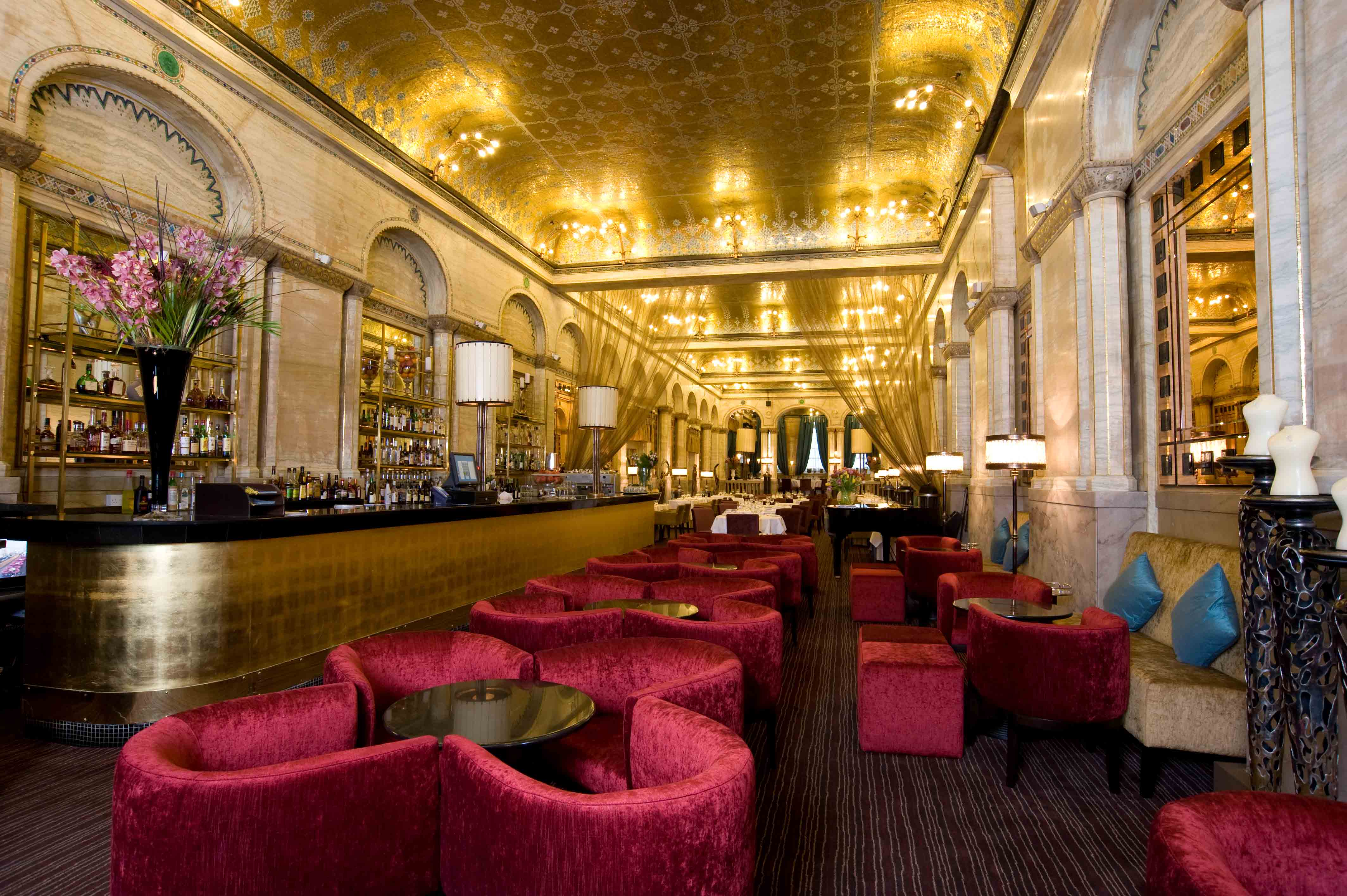 Criterion restaurant by stephanie guest blogger very for Restaurant design london